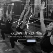 wildflow-homepage